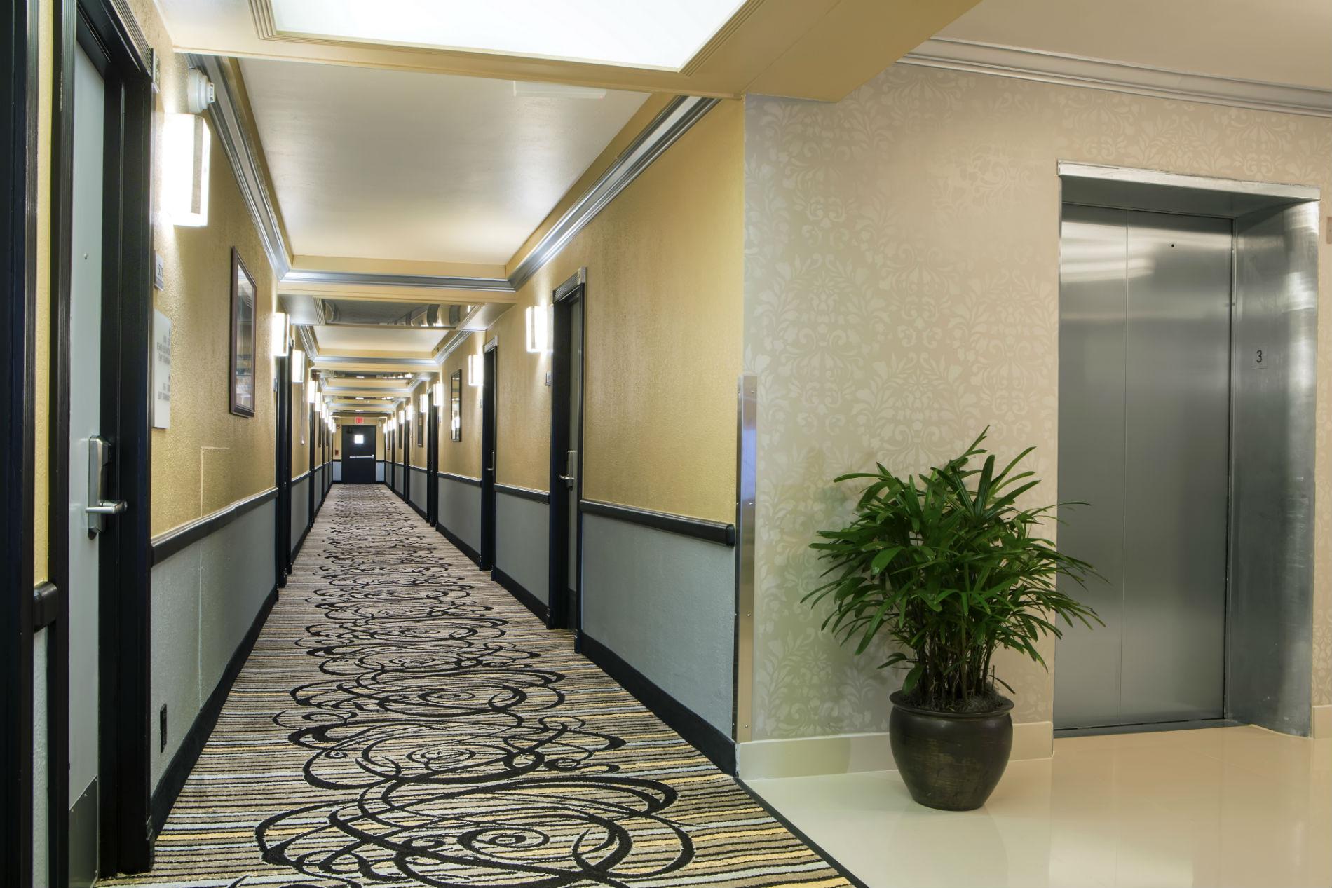 Hôtel Corridor